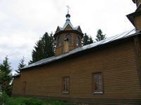 Церковь Успения Пресвятой Богородицы - Внуто - Хвойнинский район - Новгородская область
