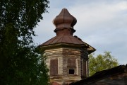 Церковь Георгия Победоносца в Нижней Водлице - Перхинская - Вытегорский район - Вологодская область