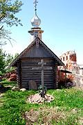 Спасо-Каменный Преображенский монастырь. Часовня всех Вологодских Святых - Каменный, остров - Усть-Кубинский район - Вологодская область