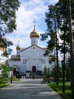 Церковь Успения Пресвятой Богородицы - Когалым - Когалым, город - Ханты-Мансийский автономный округ