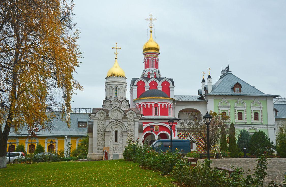 Домовая церковь Николая и Александры, царственных страстотерпцев, Павловская слобода