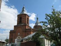 Церковь Богоявления Господня - Грибановский - Грибановский район - Воронежская область