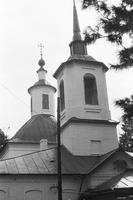 Церковь Стефана Пермского на кладбище - Великий Устюг - Великоустюгский район - Вологодская область