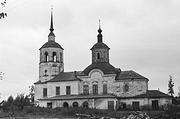 Церковь Благовещения Пресвятой Богородицы - Благовещение - Великоустюгский район - Вологодская область