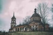 Церковь Благовещения Пресвятой Богородицы - Марьино - Некоузский район - Ярославская область