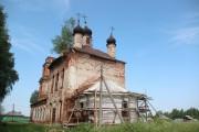 Церковь Вознесения Господня - Лацкое - Некоузский район - Ярославская область