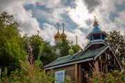 Интерпосёлок. Важеозерский Спасо-Преображенский мужской монастырь. Часовня Никиты мученика