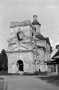 Церковь Спаса Преображения - Щёкино - Великоустюгский район - Вологодская область