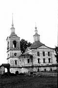 Церковь Николая Чудотворца - Павшино - Великоустюгский район - Вологодская область