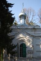 Часовня Серафима Саровского - Великий Устюг - Великоустюгский район - Вологодская область