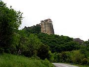 Метеоры (Μετέωρα). Варвары великомученицы, монастырь