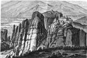 Варвары великомученицы, монастырь - Метеоры (Μετέωρα) - Фессалия (Θεσσαλία) - Греция