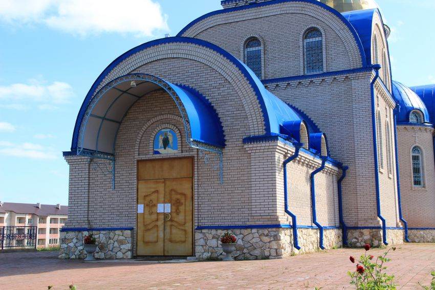 Церковь Рождества Иоанна Предтечи, Боровичи