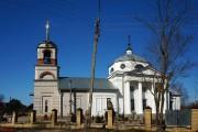 Церковь Всех Святых - Максатиха - Максатихинский район - Тверская область