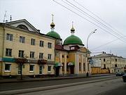Церковь Лазаря Четверодневного - Тамбов - Тамбов, город - Тамбовская область