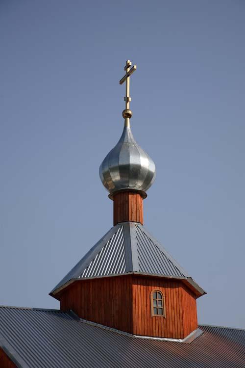 Смоленская область, Смоленский район, Пригорское. Церковь Георгия Победоносца, фотография. архитектурные детали