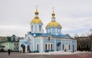 Тамбов. Вознесенский женский монастырь. Церковь иконы Божией Матери