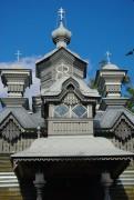 Церковь Александра Невского на старом гарнизонном кладбище - Даугавпилс - Даугавпилсский край, г. Даугавпилс - Латвия