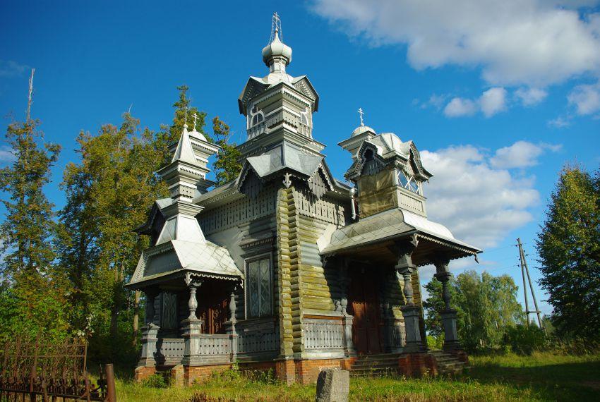 Церковь Александра Невского на старом гарнизонном кладбище, Даугавпилс