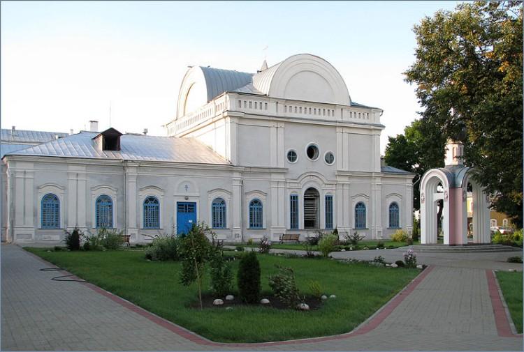 Казанский мужской монастырь. Церковь Иоанна Предтечи, Тамбов