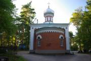 Церковь Николая Чудотворца - Даугавпилс - Даугавпилсский край, г. Даугавпилс - Латвия