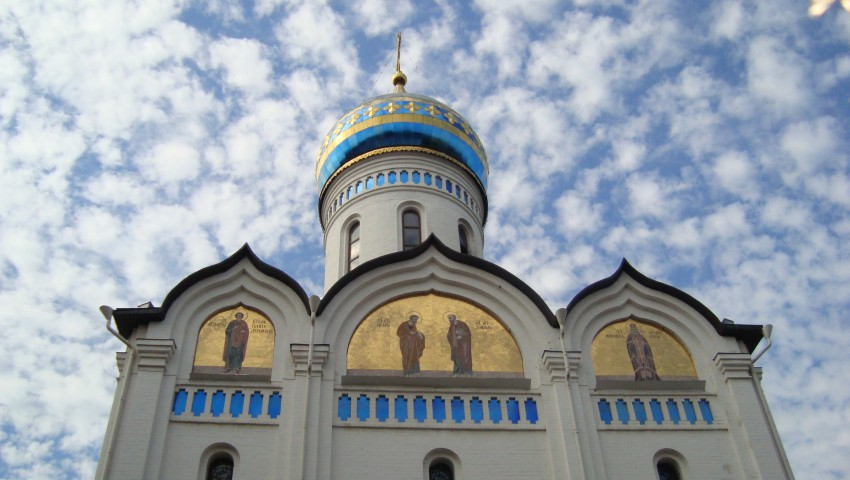 Краснодарский край, Краснодар, город, Краснодар. Монастырь иконы Божией Матери