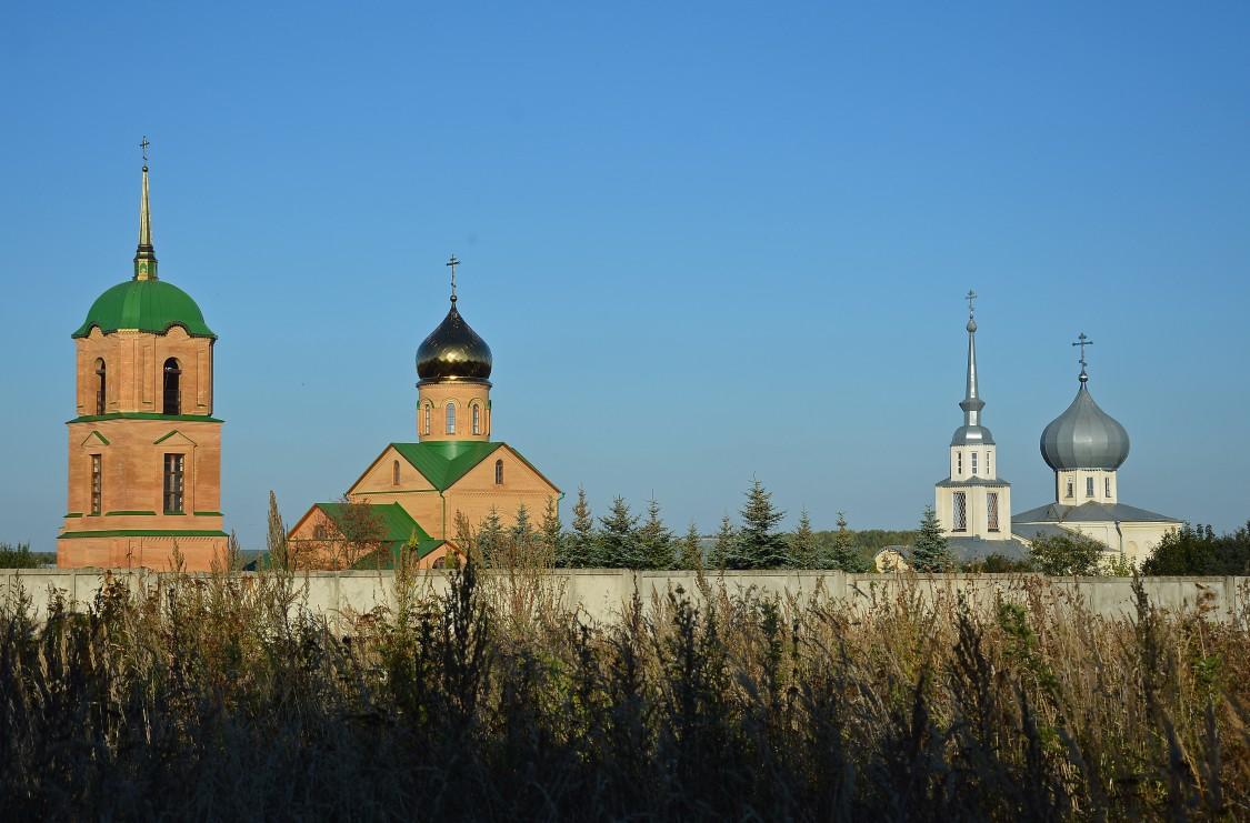 Тульская область, Алексин, город, Колюпаново. Казанский женский монастырь, фотография. художественные фотографии