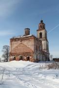 Церковь Смоленской иконы Божией Матери - Устье - Ярославский район - Ярославская область