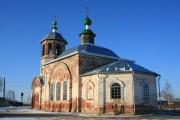 Церковь Троицы Живоначальной - Слудка - Сыктывдинский район - Республика Коми