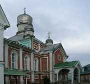 Кафедральный собор Троицы Живоначальной - Майкоп - Майкоп, город - Республика Адыгея
