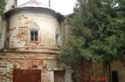Троицкий монастырь. Церковь Илии Пророка - Лебедянь - Лебедянский район - Липецкая область