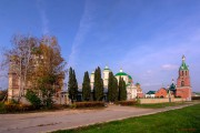 Троекуровский Дмитриевский Иларионовский женский монастырь - Троекурово - Лебедянский район - Липецкая область