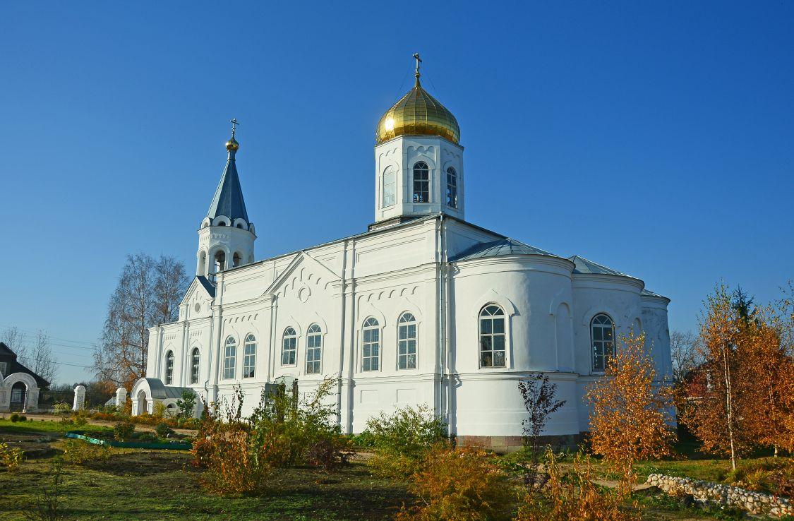 Церковь Спаса Преображения, Солнечный