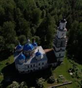 Церковь Троицы Живоначальной - Осечно - Вышневолоцкий район и г. Вышний Волочёк - Тверская область