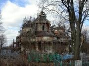 Церковь Михаила Архангела - Фёдово - Вышневолоцкий район и г. Вышний Волочёк - Тверская область