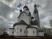 Невский район. Петра апостола, церковь