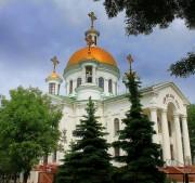 Полтава. Веры, Надежды, Любови и матери их Софии, церковь