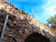 Церковь Успения Пресвятой Богородицы - Лобно, урочище - Новоржевский район - Псковская область