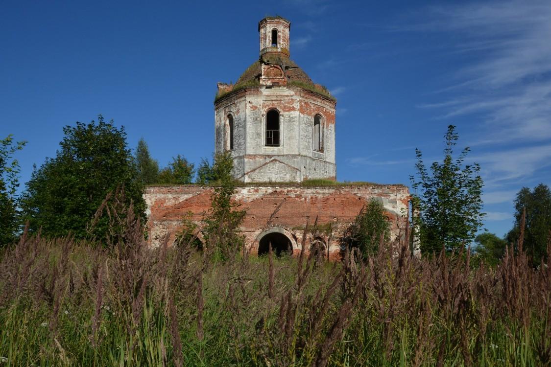 Церковь Николая Чудотворца, Алексеевское
