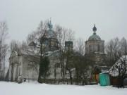 Церковь Троицы Живоначальной - Микулино - Руднянский район - Смоленская область