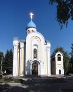 Пенза. Михаила Архангела на площади Победы, церковь