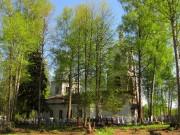 Церковь Троицы Живоначальной - Раздумово - Рыбинский район - Ярославская область