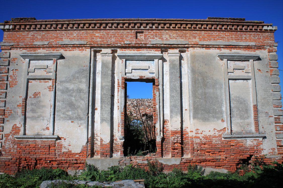 Церковь Спаса Нерукотворного Образа, Никольское