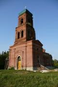 Церковь Сергия Радонежского - Сергиевское - Краснинский район - Липецкая область