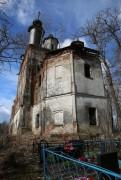 Церковь Николая Чудотворца - Никольский погост - Сокольский район - Вологодская область