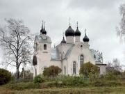 Церковь Троицы Живоначальной-Уницы-Кашинский городской округ-Тверская область-Илья Смирнов