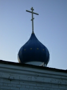 Церковь Пантелеимона Целителя при больнице №1 (старая) - Краснодар - Краснодар, город - Краснодарский край