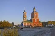 Церковь Казанской иконы Божией Матери - Новосёлки - Брянский район - Брянская область