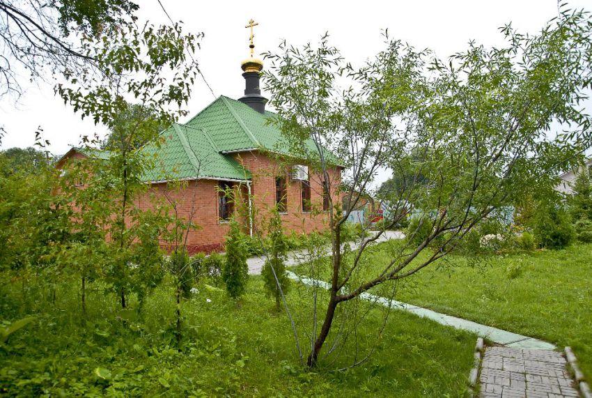 Церковь Благовещения Пресвятой Богородицы, Матвеевское