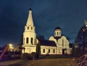 Троицк. Тихвинской иконы Божией Матери в Троицке, церковь